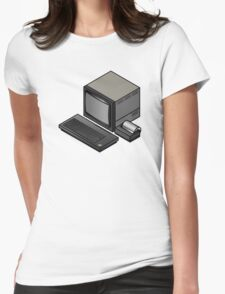Sinclair Spectrum Womens Fitted T-Shirt