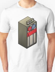 Mainframe Tape Drive T-Shirt