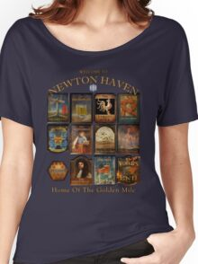 Newton Haven Pubs Women's Relaxed Fit T-Shirt
