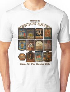 Newton Haven Pubs Unisex T-Shirt
