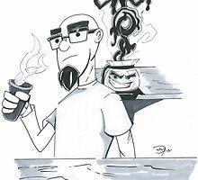 Ogden and Mr. Java by vendettacomics