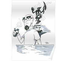 Ogden and Mr. Java Poster
