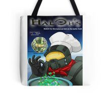 Haloh's cereal Tote Bag
