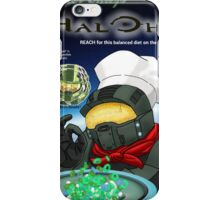 Haloh's cereal iPhone Case/Skin
