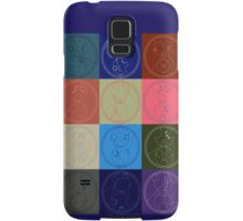 The Names of The Doctor Samsung Galaxy Case/Skin
