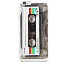 Retro cassette tape iPhone Case/Skin