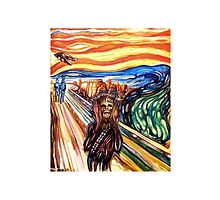 The Wookie Scream - David Blancas by davidblancas