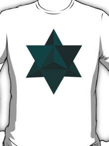 Star Tetrahedron Descent T-Shirt