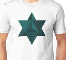 Star Tetrahedron Descent Unisex T-Shirt
