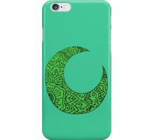 Moon: Lime iPhone Case/Skin