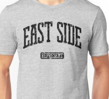 East Side Represent (Black Print) Unisex T-Shirt