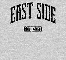East Side Represent (Black Print) Unisex T-Shirt