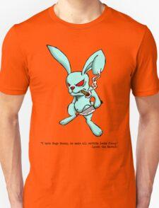 Lynch the Rabbit Unisex T-Shirt