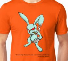 Lynch the Rabbit Unisex T-Shirt