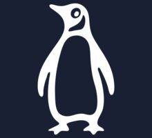 white penguin by Anthor-Store