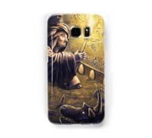 Ruins of The Nameless City Samsung Galaxy Case/Skin