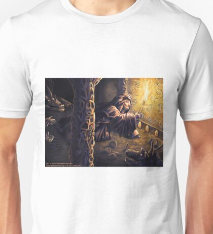 Ruins of The Nameless City Unisex T-Shirt