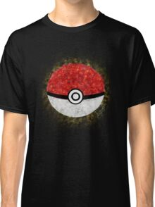 Electric Type Pokeball Classic T-Shirt