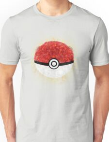 Electric Type Pokeball Unisex T-Shirt