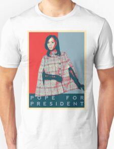 Scandal's 'Pope For President' T-Shirt Unisex T-Shirt