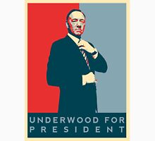 House of Cards 'Underwood For President' T-Shirt Unisex T-Shirt