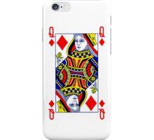 Smartphone Case - Queen of Diamonds iPhone Case/Skin