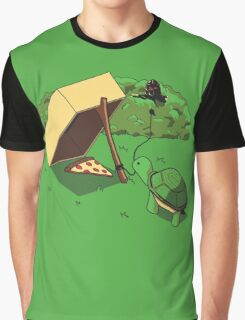 Turtle Trap Graphic T-Shirt