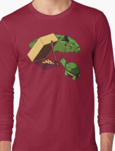 Turtle Trap Long Sleeve T-Shirt