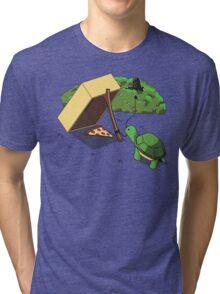 Turtle Trap Tri-blend T-Shirt