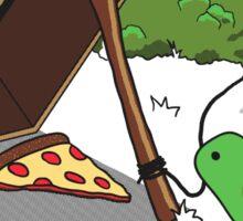 Turtle Trap Sticker