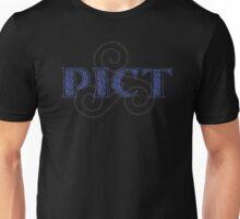 Pict Pride of Scotland Unisex T-Shirt