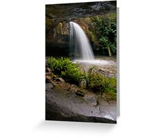 Time Out,Lower Kalimna Falls Greeting Card