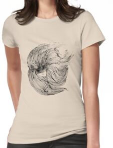 Hair Womens Fitted T-Shirt