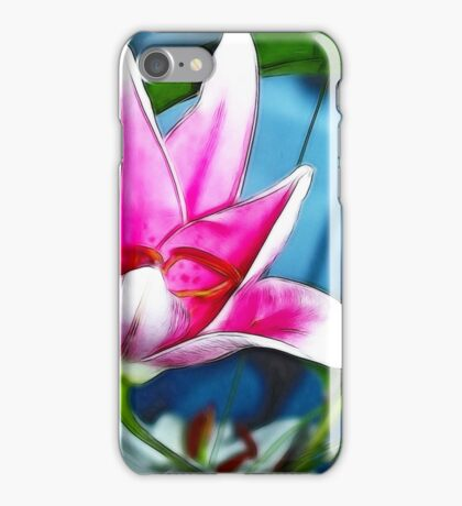 Fraclilly iPhone Case/Skin