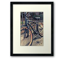 Hampton Cruiser Framed Print