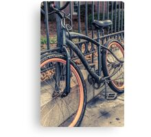 Hampton Cruiser Canvas Print
