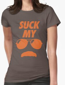 Suck My Ditka Womens Fitted T-Shirt