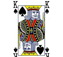 Smartphone Case - King of Spades by Mark Podger