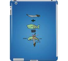 Green Sword Fish 2 iPad Case/Skin