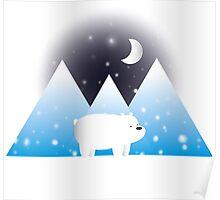 Ice Bear & Snow - We Bare Bears Poster