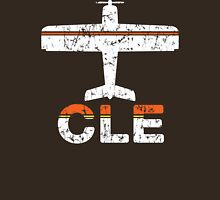 Fly Cleveland CLE Airport Unisex T-Shirt