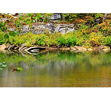 Buffalo National River,  Pruitt  Arkansas, USA. Photographic Print
