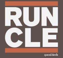 Run Cleveland (v3) Baby Tee