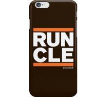 Run Cleveland (v3) iPhone Case/Skin
