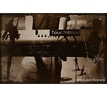 Touchwood Keyboard Print/Card/Poster Photographic Print