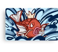 Magikarp | Splash  Canvas Print