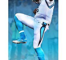 Cam Newton Touchdown celebration by JDew15