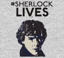 #SHERLOCKLIVES by ShubhangiK