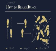How to: Breakdance by hassassin