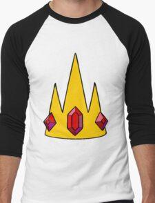 Ice King Crown  Men's Baseball ¾ T-Shirt